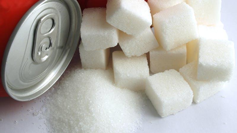 cubitos de azúcar