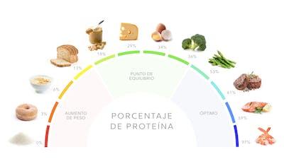 Qué es la dieta alta en proteínas