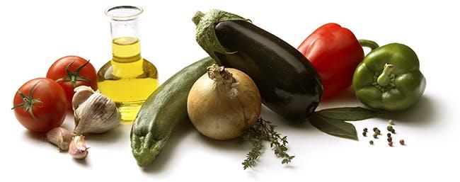 Grönsaker kan ingå i LCHF