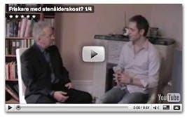 Intervju med docent Jan Hammarsten
