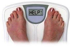 Hjälp att gå ner i vikt