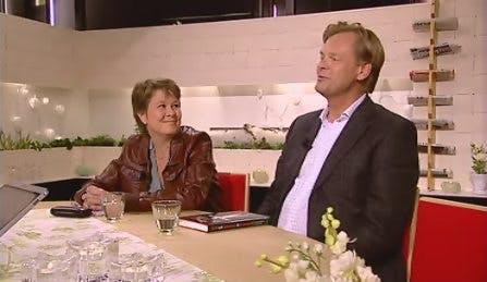 Elisabeth Rothenberg bjuder på stor underhållning i TV4-soffan
