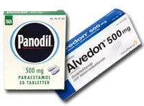 Panodil Alvedon