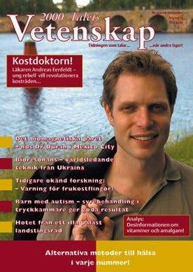 """Ung rebell"" i 2000-talets Vetenskap"
