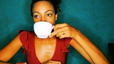 Ger kaffe mindre bröst?