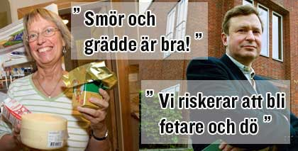 Svenskarnas nya feta trend