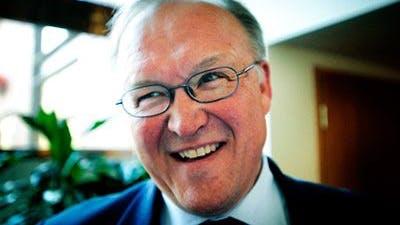 Göran Persson äter lågkolhydratkost
