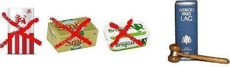 Snart olagligt med naturlig mjölk och smör till barn?
