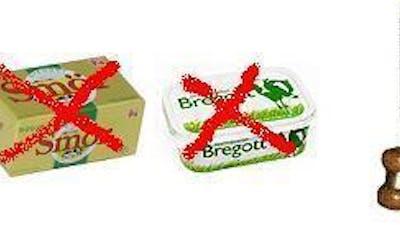 Uppror mot margarintvång för barn