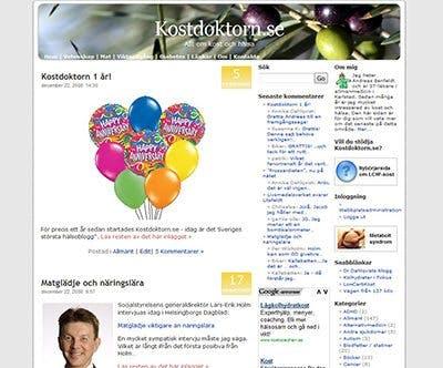 gamla Kostdoktorn.se