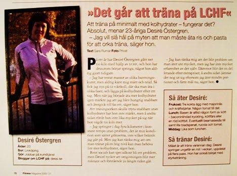 Kostdoktorn vs Paulún (Fitness Magazine)
