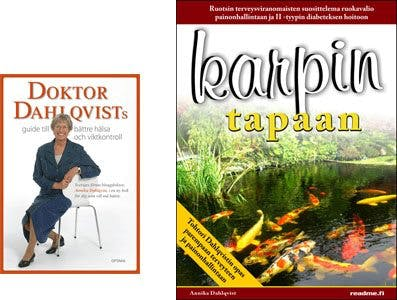 Dr Dahlqvists böcker