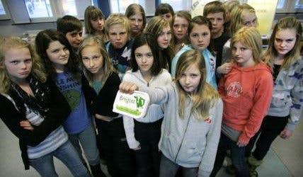 Lightprodukter till skolbarn
