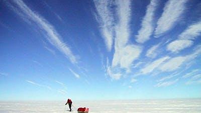Till Sydpolen på fett