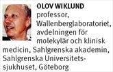 Olov Wiklund