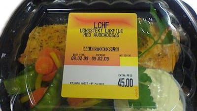 LCHF-matlådor