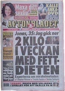 Aftonbladet 22 mars