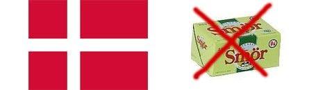Skatt på mättat fett i Danmark