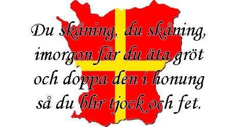 Skånesång
