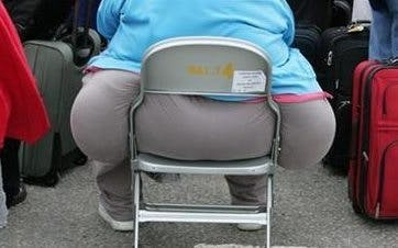 Är feta personer lata?