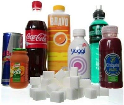 Sockerdricka