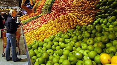 Om frukten och fetman
