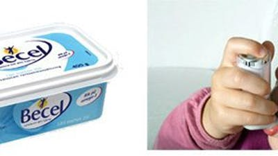 Ger margarin astma hos barn?