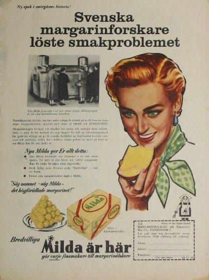 Margarinreklam