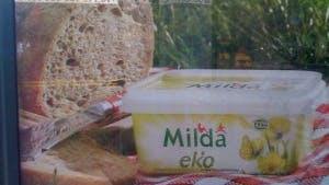 Milda margarin: nu med naturlig reklam