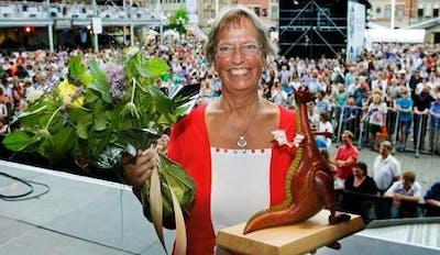 Annika Dahlqvist Årets Drake
