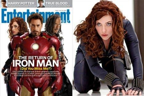 Scarlett Johansson slimmar med lowcarb?
