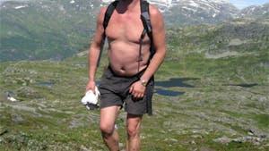 Norsk partiledare äter lågkolhydratkost