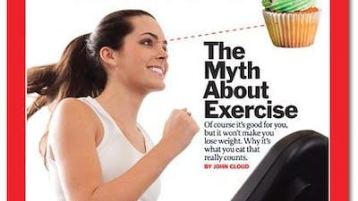 """""""Varför träning inte gör dig smal"""""""