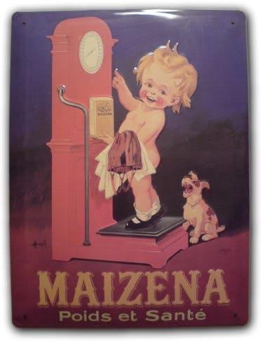 Upp i vikt av Maizena
