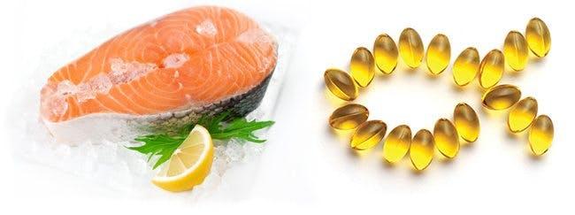hur mycket omega 3 om dagen