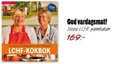 LCHF-kokbok