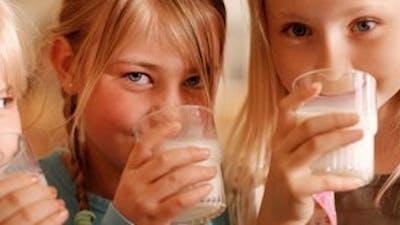 Fetare mjölk, smalare barn?