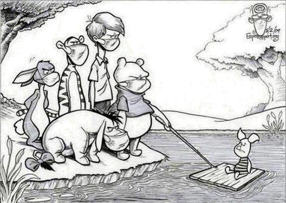 Ökad oro för svininfluensan