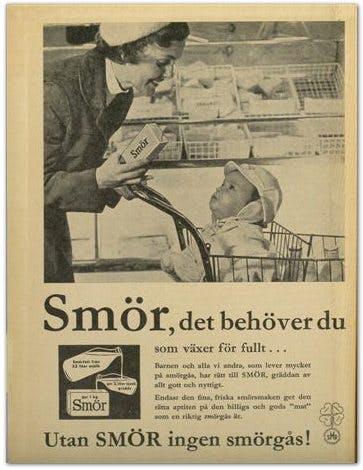 Smör 1958
