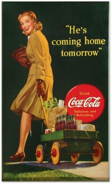 CocaCola 1944