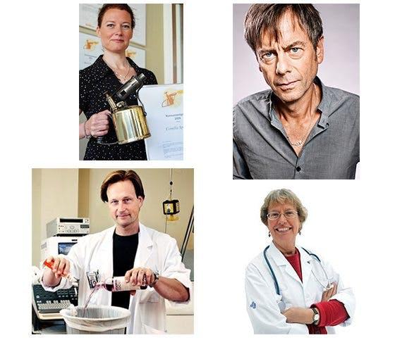 Årets hälsofrämjare 2009