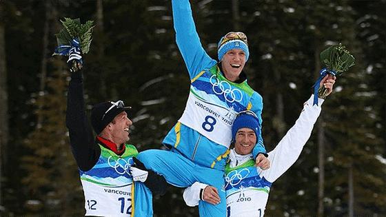Första OS-guldet på LCHF?