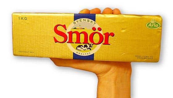 Ett kilo smör