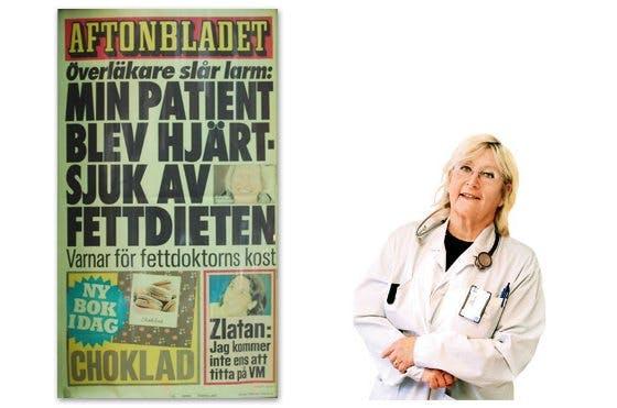 Aftonbladet och anekdoten