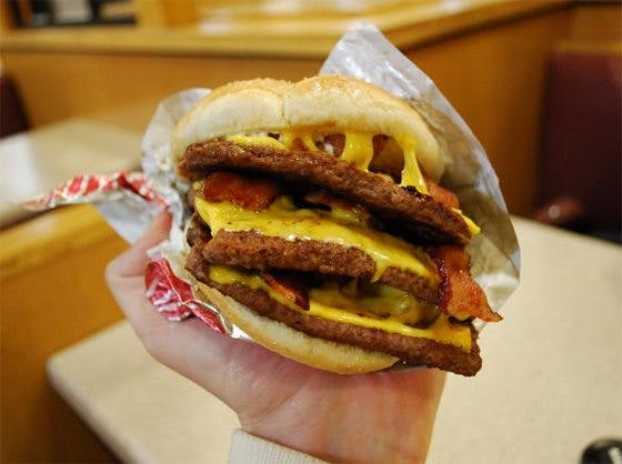 Triple Baconator