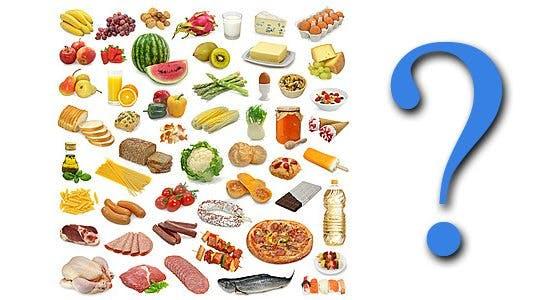 SBU: Välj mat själv
