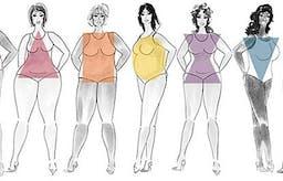 Lägre vikt, större bröst?