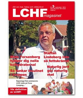 En trygg LCHF-definition