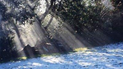 Vintersol och depressioner