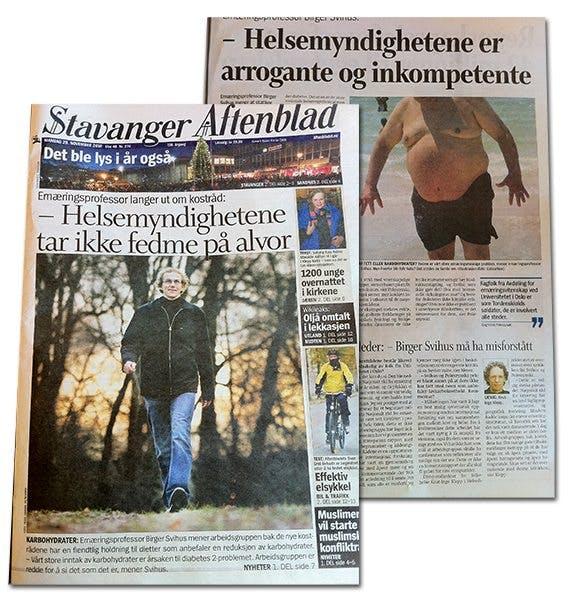 Revolutionen tar fart i Norge